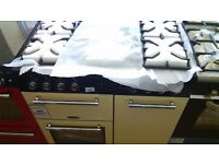 LEISURE 90 CM Range dual Fuel Gas Cooker new ex display