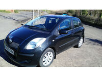 YARIS ZINC EDITION 5 DOOR HATCH FULL TOYOTA HISTORY 1 LADY OWNER