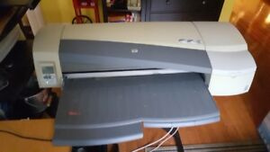 HP Designjet 100Plus printer in good condition