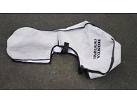 Honda four stroke BF 15 / 20 full cover in very good condition