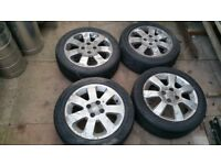 Vauxhall corsa wheel rims