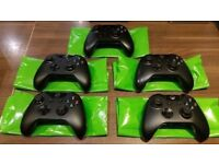 5 x XBOX ONE CONTROLLERS FOR SALE / SPARE & REPAIRS