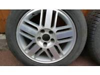 Ford focus wheels x4