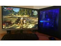Skylake gaming pc - gtx 980ti, I5 6600k.