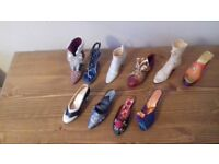 JUST THE RIGHT SHOE - Collectable miniature shoes