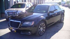 2012 Chrysler 300 S WITH NAPPA LEATHER, PANORAMIC ROOF