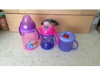 Toddler training cups