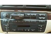 bussines tape+6 cd changer bmw 3 series