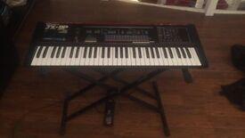 Roland JX-3P Vintage Analog Polyphonic Keyboard/Synthesiser