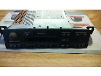 Original BMW business stereo in new condition