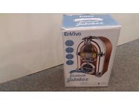 EnVivo Bluetooth Jukebox Model 1438 - Collection Only.