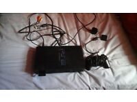 Playstation 2 and 17 games