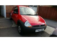 Ford ka 1.3 long mot