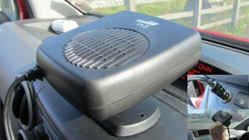 12 volt CAR HEATER,HAIR DRYER, DEMISTER/DEFROSTER COOLING FAN FOLDING HANDLE VAN