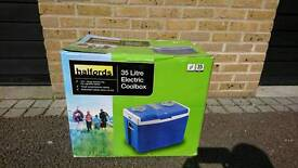 Halfords 35 Litre Cool Box