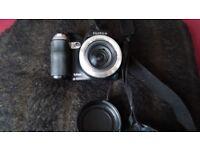 Fujifilm FinePix S8000fd camera in excellent condition with storage bag