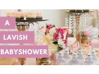 Lavish Baby Shower Afternoon Tea Package