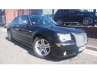 2006 Chrysler 300C 3.0 CRD V6 4dr Saloon, 3 Months Warranty, 12 Months AA Breakdown, £3995