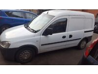 Amazing offer 2008 Vauxhall Combo Cdti, 1248CC Diesel, Manual. Quick sell £1450 !!!
