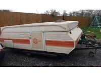 spares or repair bonair trailer tent