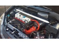 **civic type r supercharged**