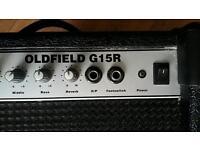 Oldfield Amplifer