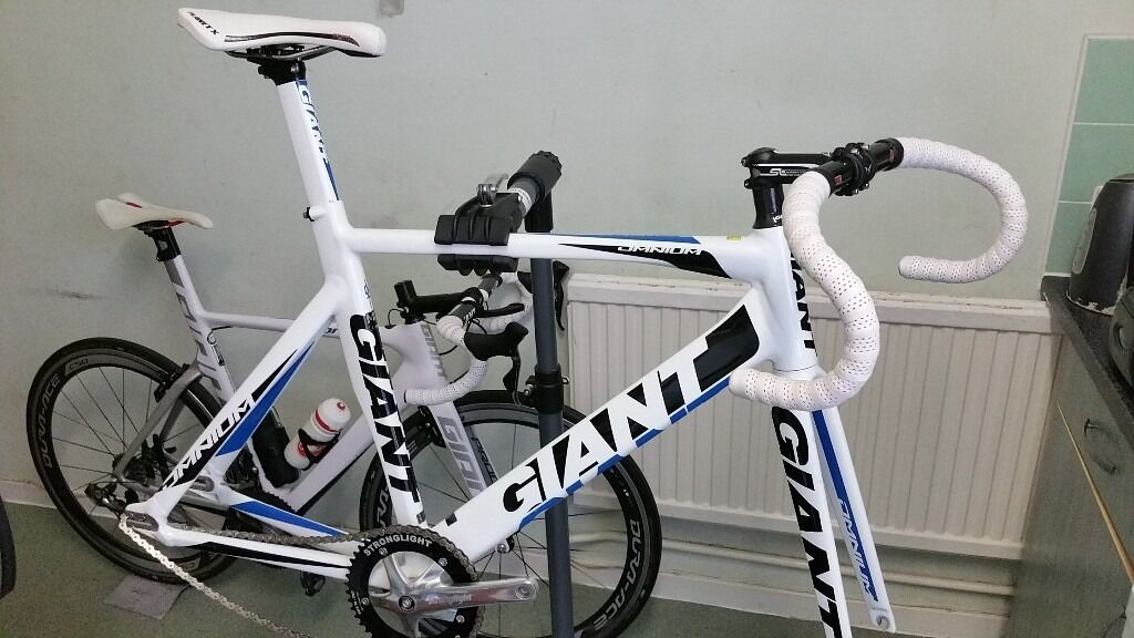 Giant Omnium Top End Track Frame (Bike Size ML: Medium 54cm - Large ...