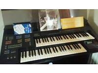 Yamaha electric key board