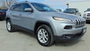 2014 Jeep Cherokee NORTH 4X4 - 3.2 LITRE V6 - TOW PACKAGE