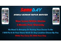 iPhone Screen Repair Service Call-Out Service - I Come to You!