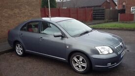 Toyota Avensis 2004 2.0 t4d