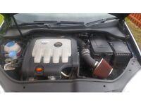 VW golf 2.0 gt tdi 3 door. 79000 miles