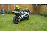 Suzuki GSXR 600 SRAD with 750 engine - not zx7r zx9r r6 r1 zx400r fireblade cbr triple daytona
