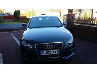 Audi A4 S Line For Sale, FSH, 11 Months MOT/Service, All 4 new tyres