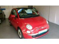 Gorgeous 2012 Fiat 500 1.2 Lounge, ONLY 53,000 MILES, FSH, NEW MOT & 3 MONTHS WARRANTY