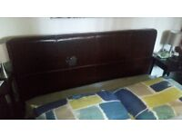 king size bed £20