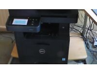 dell mono laser printer B2375dnf