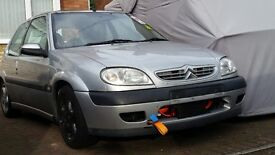 2003 Citroen Stripped out Track Car with 12 months MOT