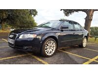 2007 Reg, Audi A4 TDI Diesel, 1 P/Owner from New , Full Service History incl. 2xTiming Belt change