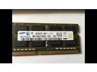 4GB Samsung DDR3-1600 Laptop RAM