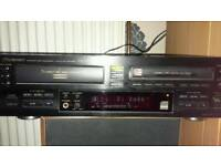 PIONEER PDR-W739 CD RECORDER DECK