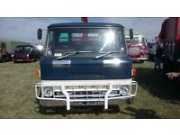 Classic lorrys runing or not any condition wanted for cash
