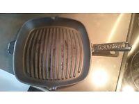 Cast iron grillit