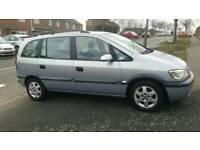 Vauxhall zafira 1.8i automatic. 1999