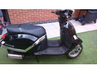 lambretta 125 scooter