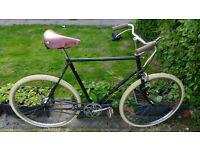 Raleigh 'Roadster' Vintage Rat Look Bike