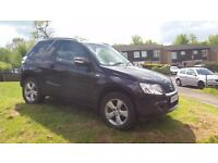 grand vitara 2010, diesel, low mileage, two lady owners from new, nice condition.