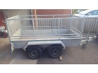 "Trailer 8'4 x 4'3"" inside measurements in excellent condition"