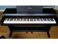 Yamaha Clavinova keyboard