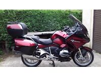 BMW R1200RT ICONIC